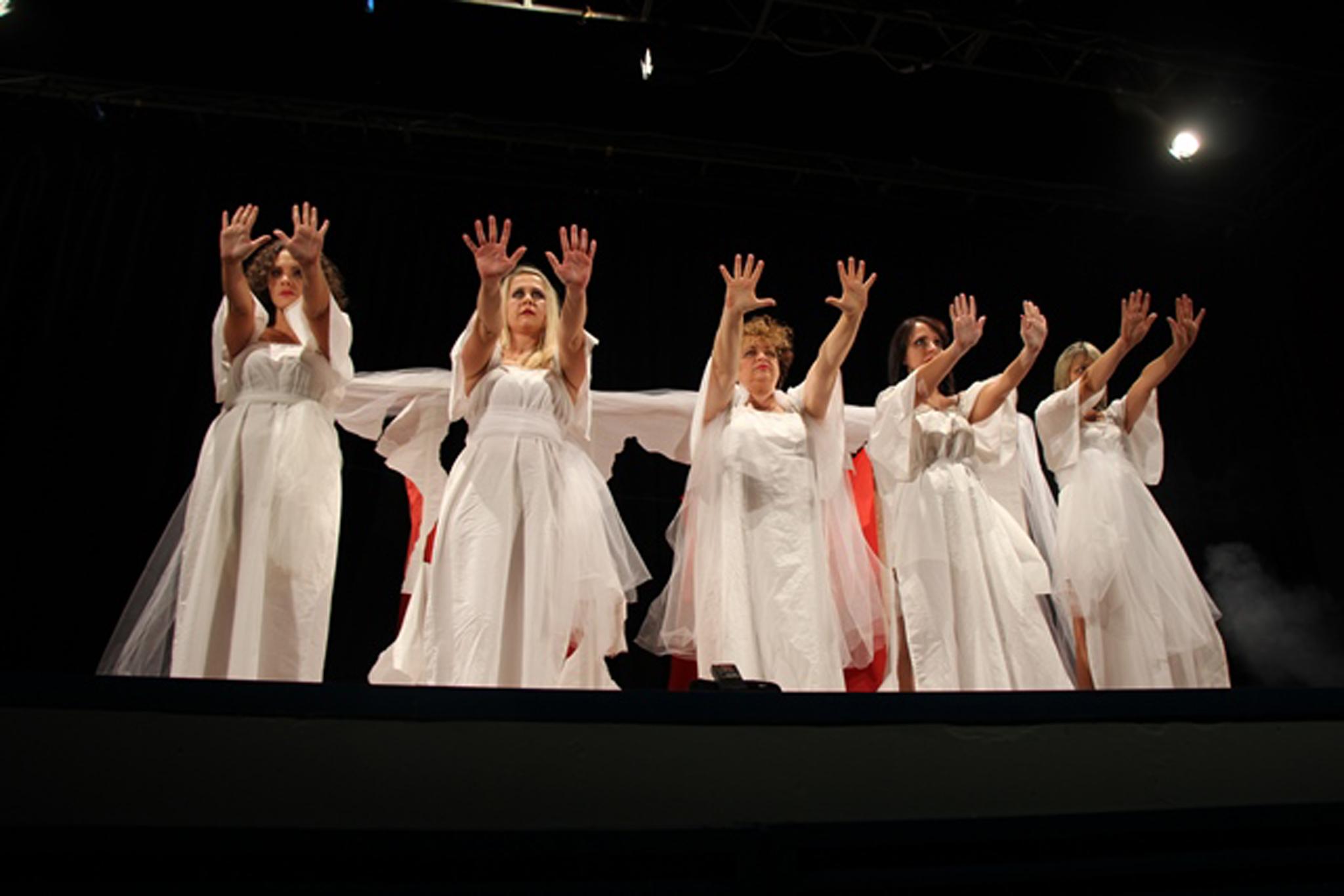 Questo non è amore – 21 11 2014 – Opera