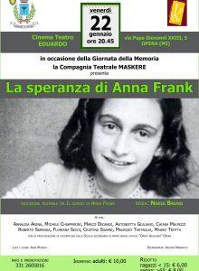 La speranza di Anna Frank