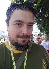 Davide Daroni Tecnico Luci e suoni