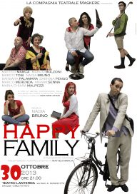 Happy family 30 10 13 Siziano