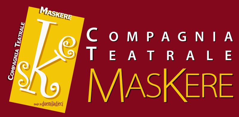 Compagnia Teatrale MasKere Logo