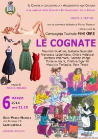 Le cognate 6 3 14 Lacchiarella
