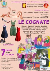 Le cognate 7 3 14 Opera