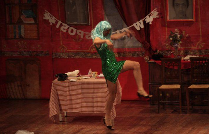 Signorine in trans – 28 5 15 – Opera – debutto -Maurizio Gualtieri