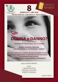 Donna o Danno - Locandina