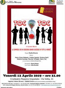 12 4 19 Cologno Monzese – TOC TOC