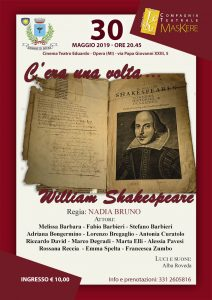 C'era una volta... William Shakespeare @ Opera - Cinema Teatro Eduardo