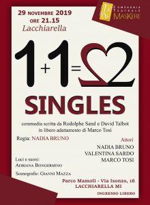 29 11 19 Lacchiarella – Singles