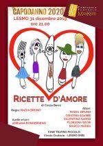 31 12 19 Lesmo - Ricette d'amore