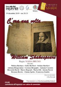 C'era una volta... W. Shakespeare @ Milano - Casa Museo Alda Merini