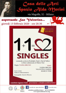 Singles @ Milano - Casa Museo Alda Merini