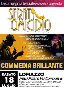 18 7 2020 Lomazzo – Serata omicidio