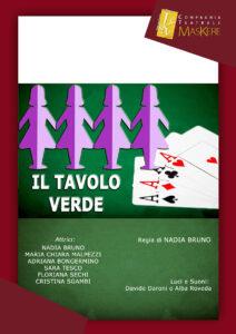 Il tavolo verde @ Cologno Monzese - Cineteatro P. Impastato